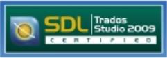 SDL Trados certification 2009