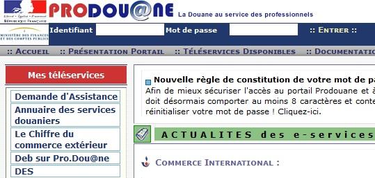 Autoentrepreneur Zusammenfassende Meldung Déclaration Européenne De Services